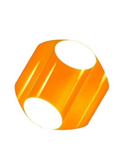 Kundalini Padma Table Lamp, Orange