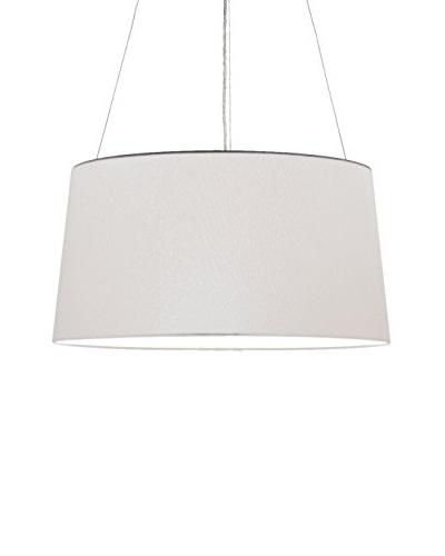 Kundalini Tripod Ceiling Lamp, White