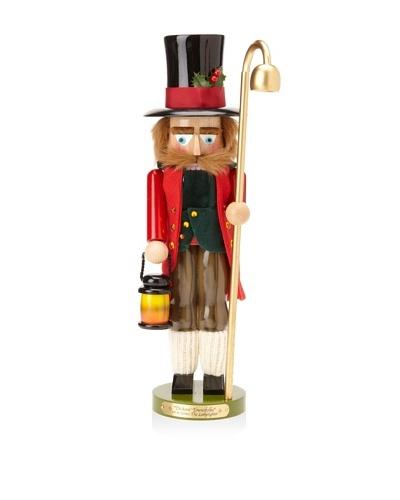 Kurt Adler Steinbach Dickens Townsfold Lamplighter Nutcracker Limited Edition