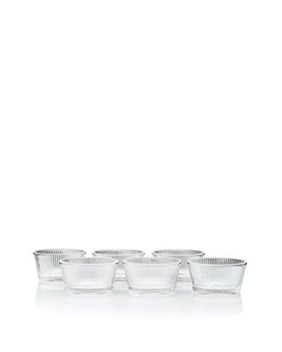 La Rochère Set of 6 Cupcake Dish