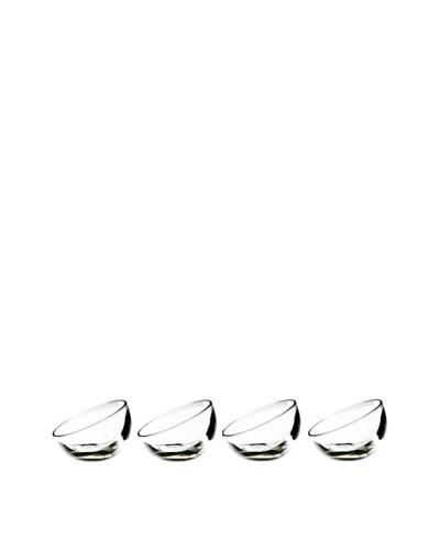La Rochère Set of 4 Bubble Décor Serving Bowls
