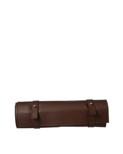 Laguiole en Aubrac Leather Pouch For 6 Table Knives
