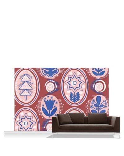 Lana Mackinnon Seasons Standard Mural - 12' x 8'