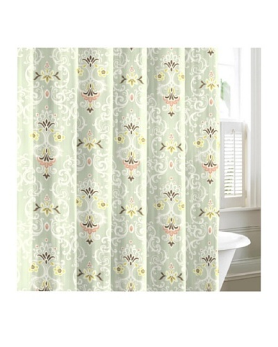 Laura Ashley Sheffield Shower CurtainAs You See
