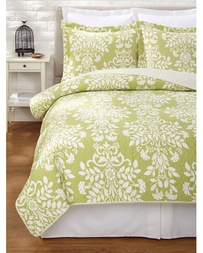 Laura Ashley Rowland Quilt SetAs You See
