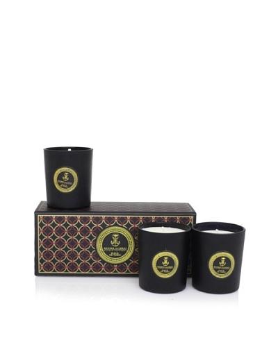 Modern Alchemy Fleur De Taboc 3-Piece Gift Set, 2.5 Ounce Candles