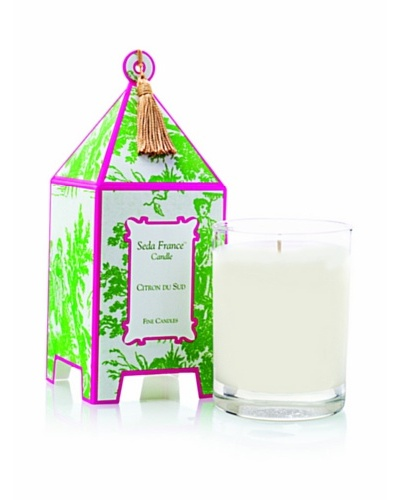 Seda France Citron du Sud Candle, 10-Oz.