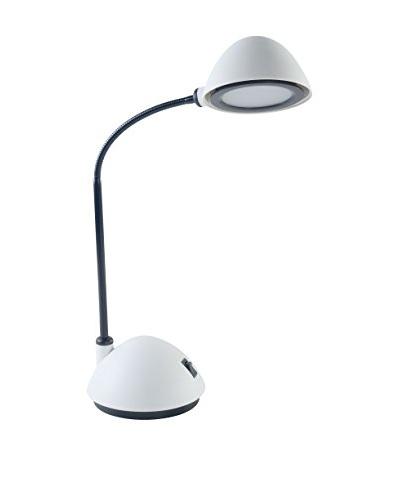 Bright Energy Saving LED Desk Lamp, White