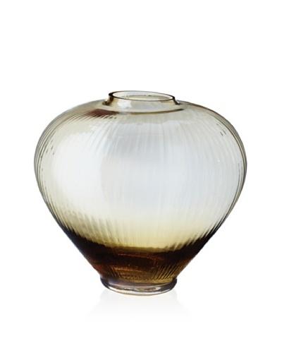 Lazy Susan Golden Spindle Vase