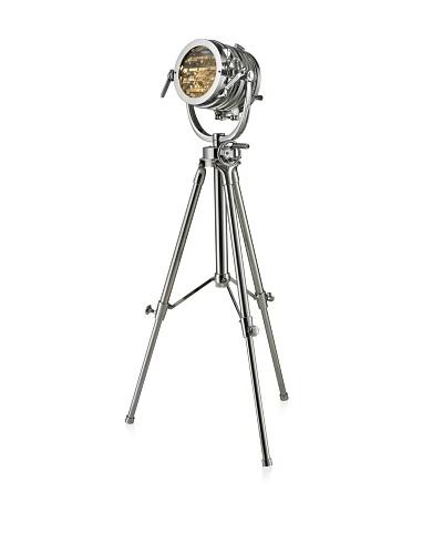 CDI Furniture Sealight Floor Lamp, Silver