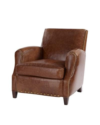 Leathercraft Nottingham Chair [Nottingham Bittersweet]