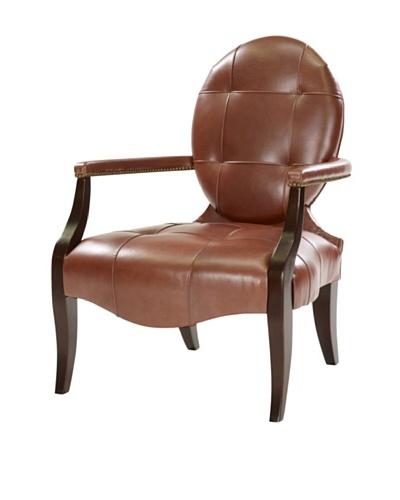 Leathercraft Accent Chair [Flair Tea Rose]