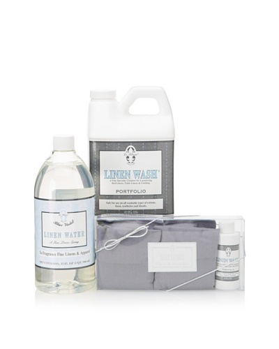 Le Blanc Custom Linen Care Kit, Portfolio, 64-Oz.