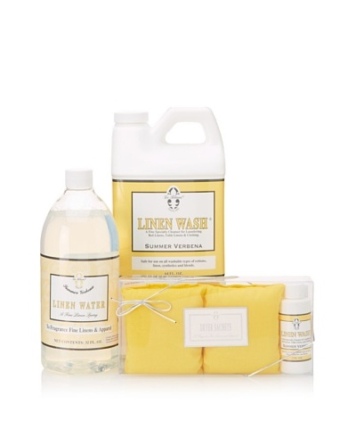 Le Blanc Custom Linen Care Kit, Verbena, 64-Oz.