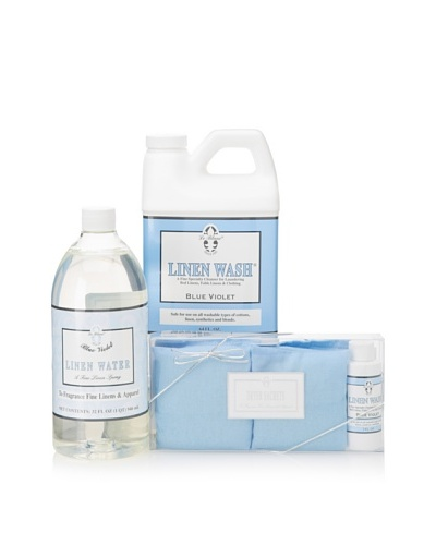 Le Blanc Custom Linen Care Kit, Blue Violet, 64-Oz.