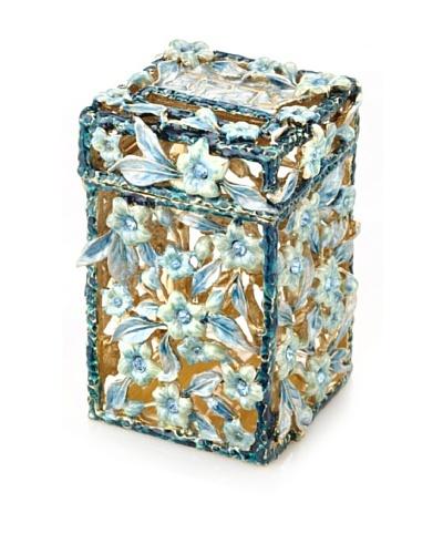 Legacy Judaica Jeweled Tzedakah Box