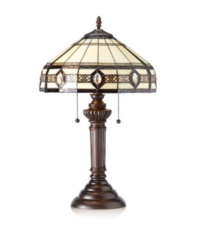 Legacy Lighting Aston Table Lamp, Burnished WalnutAs You See