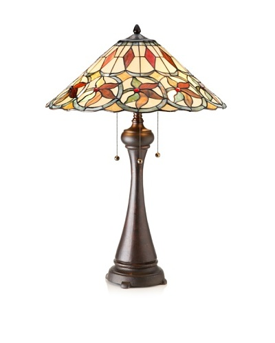 Legacy Lighting Corona Table Lamp, Crimmson NoirAs You See