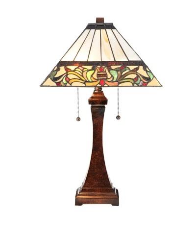 Legacy Lighting Sedona Table Lamp, Sandstone Bronze