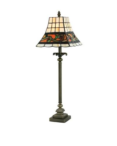 Legacy Lighting Whimsical Buffet Lamp, Vestige Brass