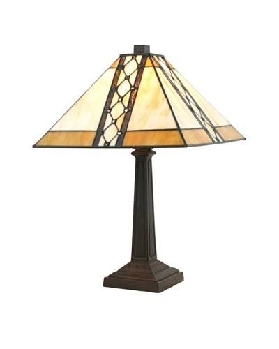 Legacy Lighting Bridgeport Mission Table Lamp