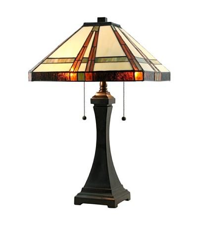 Legacy Lighting Mesa Table Lamp, Sandstone Bronze