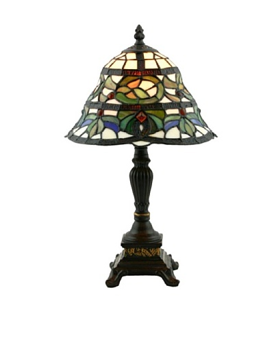 Legacy Lighting Somerset Accent Lamp, Sandstone Bronze
