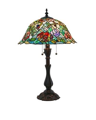 Legacy Lighting Felicity Large Table Lamp, Burnished Walnut