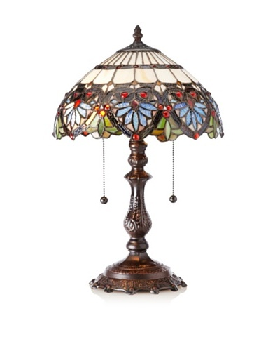 Legacy Lighting Chantilly Accent Lamp, Satin BronzeAs You See