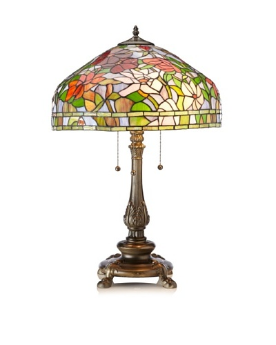 Legacy Lighting Ponte Rosa Table Lamp, Vestige Pewter