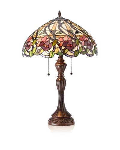 Legacy Lighting Holly Table Lamp, Satin Bronze