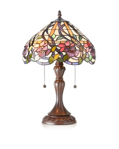 Legacy Lighting Holly Accent Lamp, Satin Bronze