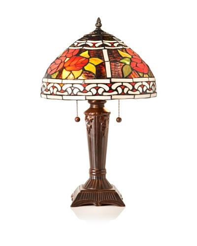 Legacy Lighting Rosewood Accent Lamp, Burnished WalnutAs You See