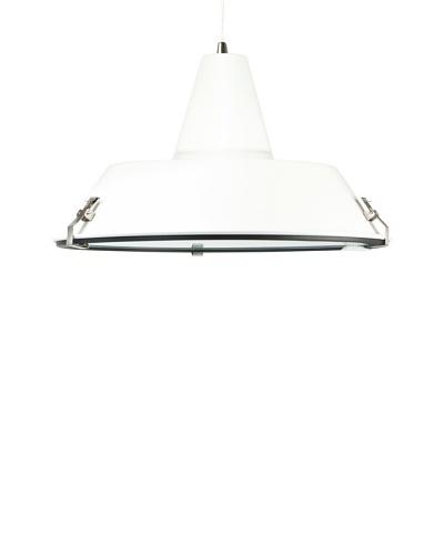 Leitmotiv Pendant Lamp Dock, White/White