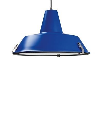 Leitmotiv Pendant Lamp Dock, Blue/Black