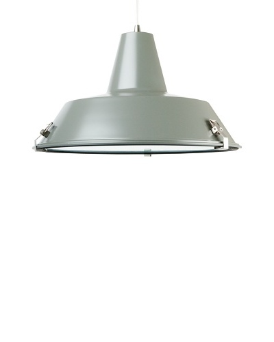 Leitmotiv Pendant Lamp Dock, Gray/White