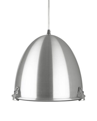 Leitmotiv Mini Cone Pendant Lamp, Silver