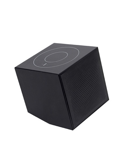 Lexon Prism Rechargeable Speaker, Black