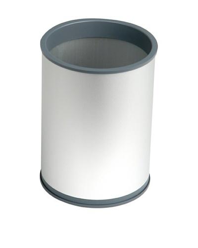 Lexon Boxit Aluminum Pen Cup, Aluminum/Grey