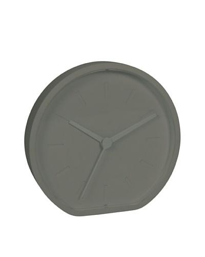 Lexon Wall or Table Clock, Grey