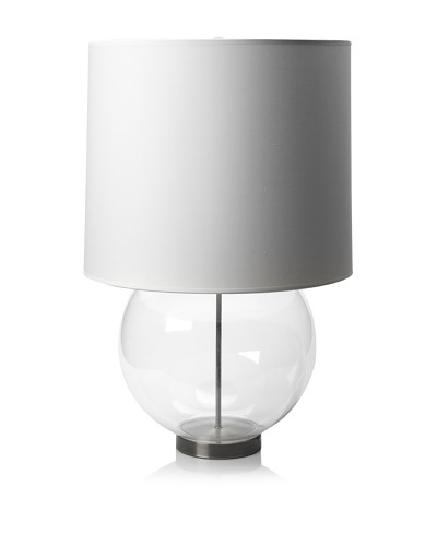 Lighting Accents Glass Orb Table Lamp