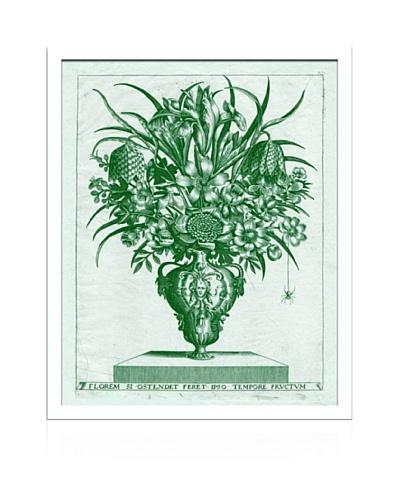 Lillian August Green Botancial Urns