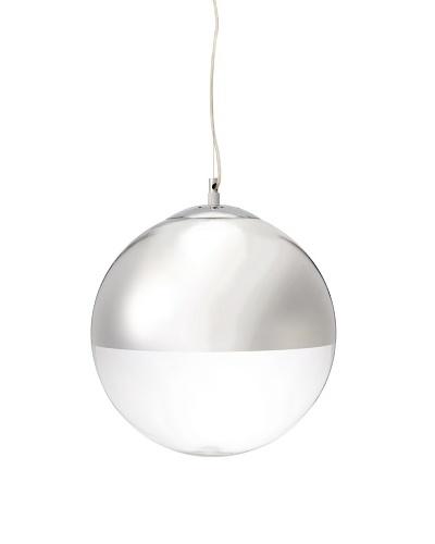 Loic Pendant Lamp, Chrome