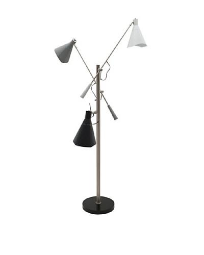 Brava 3 Floor Lamp [Grey]