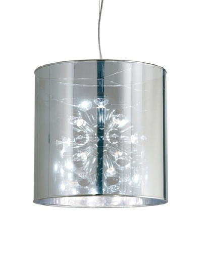 Laura Pendant Lamp, Reflective