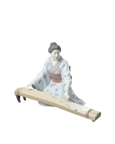 Lladró Koto Player Figurine