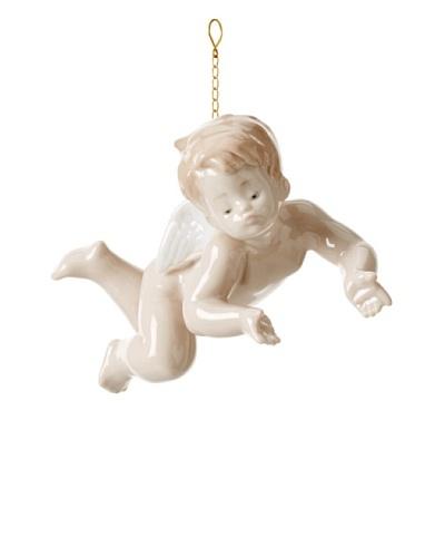 Lladró Playing Cherub Ornament