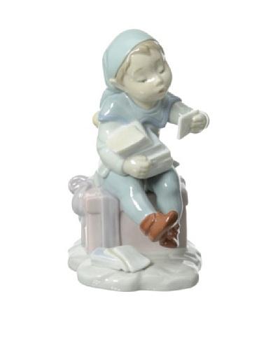 Lladró Delivering Magic Figurine