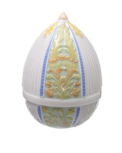 Lladró Summer Egg Handmade Porcelain Set
