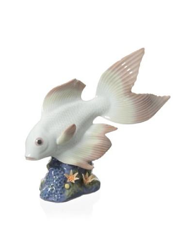 """Lladró """"Underwater Calm"""" Handmade Porcelain Figurine"""